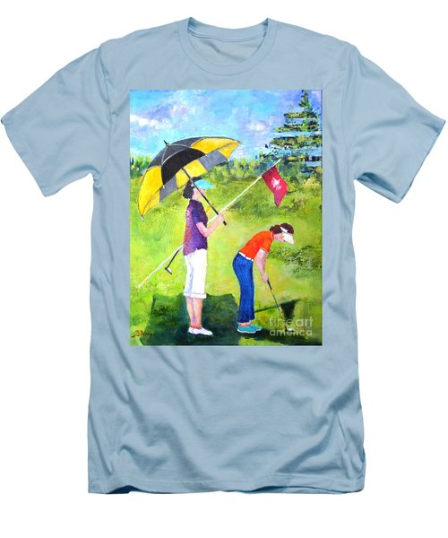 Golf Buddies #3 Men's T-Shirt (Athletic Fit)