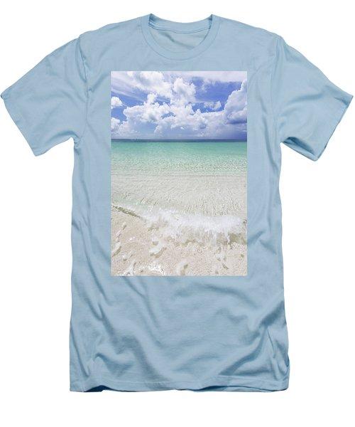 Men's T-Shirt (Slim Fit) featuring the photograph Grace by Chad Dutson