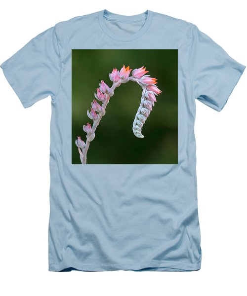 Men's T-Shirt (Slim Fit) featuring the photograph Graceful by Elvira Butler
