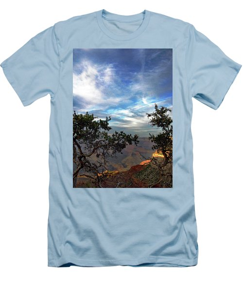 Grand Canyon No. 4 Men's T-Shirt (Athletic Fit)