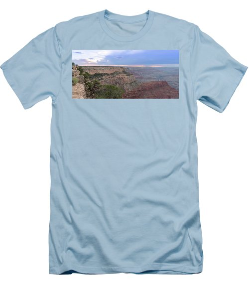 Grand Canyon Men's T-Shirt (Slim Fit) by Fink Andreas