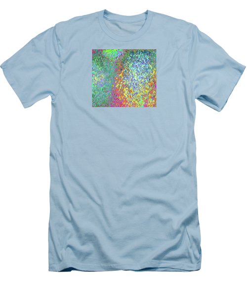 Grass On The Wall Men's T-Shirt (Athletic Fit)