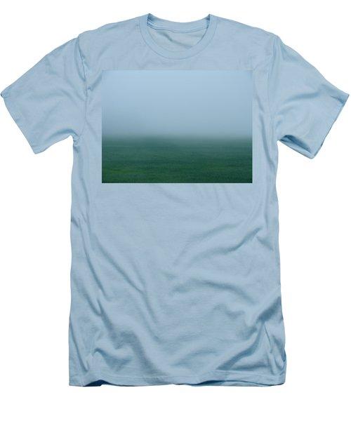 Green Mist Wonder Men's T-Shirt (Athletic Fit)