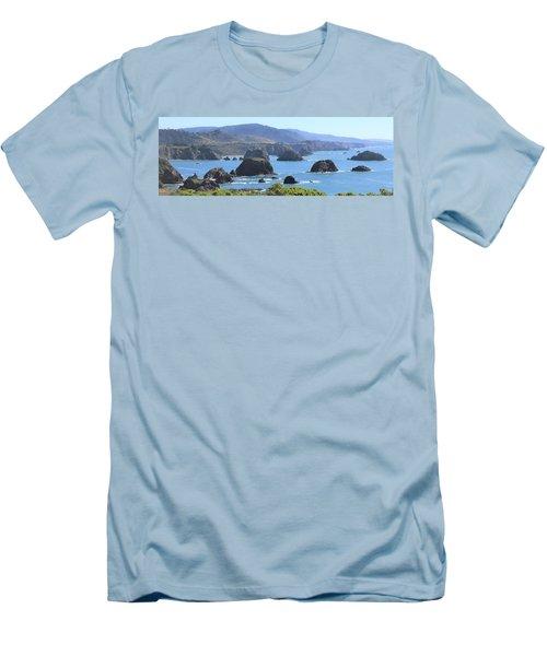 Greenwood Vista Men's T-Shirt (Athletic Fit)