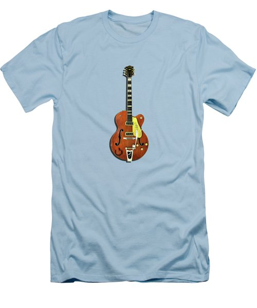 Gretsch 6120 1956 Men's T-Shirt (Slim Fit) by Mark Rogan