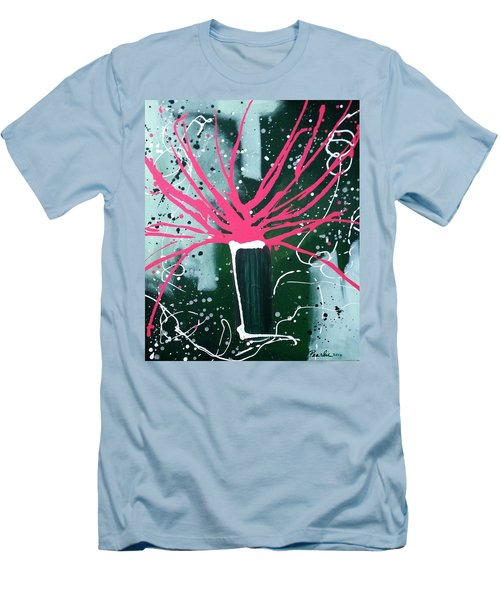 Growing In The City Men's T-Shirt (Athletic Fit)
