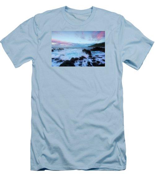 Hamakua Sunset Men's T-Shirt (Athletic Fit)