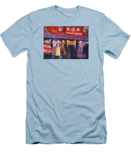Hangin' In The Haight Men's T-Shirt (Athletic Fit)