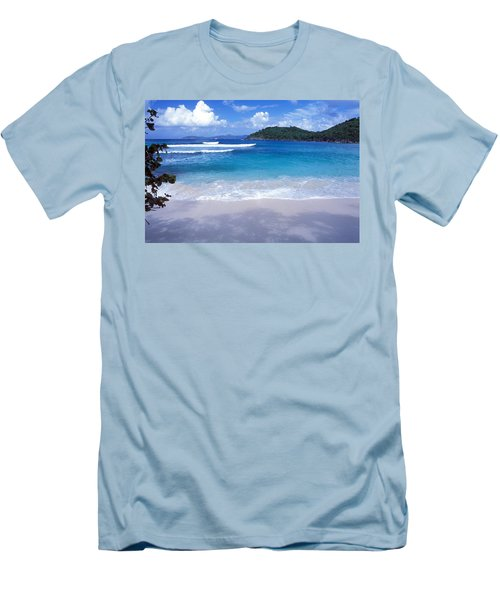 Hawksnest Bay 6 Men's T-Shirt (Athletic Fit)