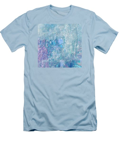 Men's T-Shirt (Slim Fit) featuring the photograph Healing Art By Sherri Of Palm Springs by Sherri  Of Palm Springs