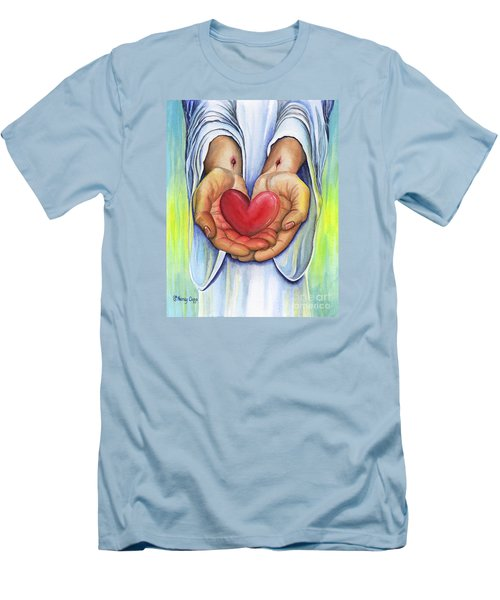 Heart's Desire Men's T-Shirt (Athletic Fit)