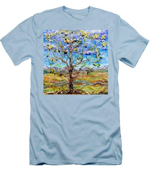 Herald Men's T-Shirt (Athletic Fit)