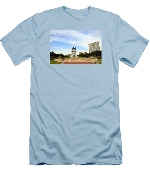 Herman Park 3 Men's T-Shirt (Athletic Fit)