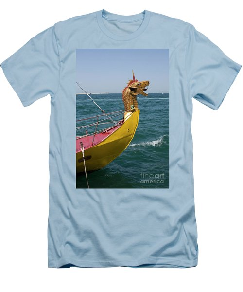Historical Yacht Men's T-Shirt (Athletic Fit)