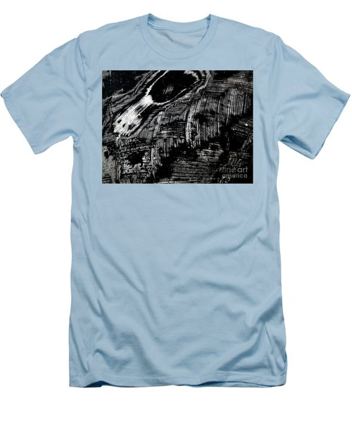 Hog Fish Two Men's T-Shirt (Athletic Fit)