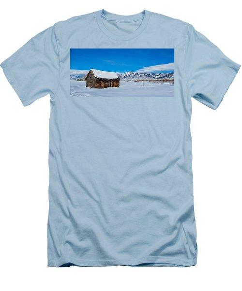Homestead Men's T-Shirt (Slim Fit) by Sean Allen