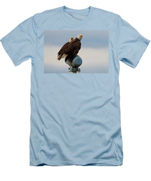 Hunting Pair Men's T-Shirt (Athletic Fit)