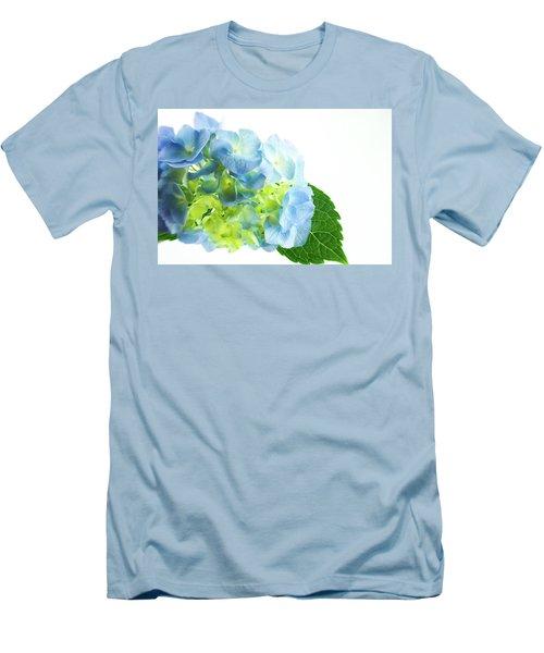 Hydrangea Magic Men's T-Shirt (Athletic Fit)