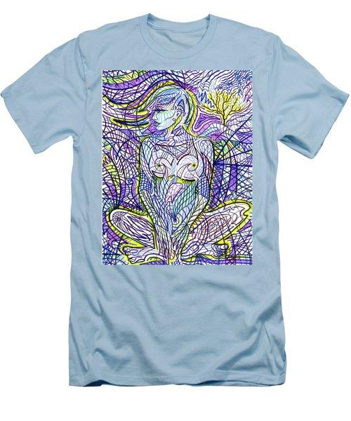 Hyla Men's T-Shirt (Athletic Fit)