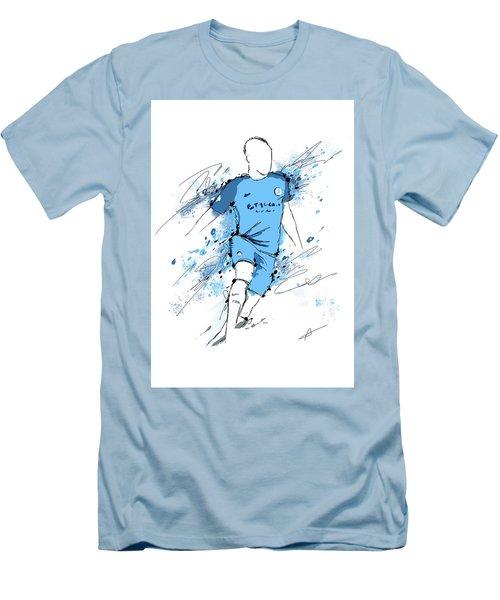 I Am Sky Blue #2 Men's T-Shirt (Athletic Fit)