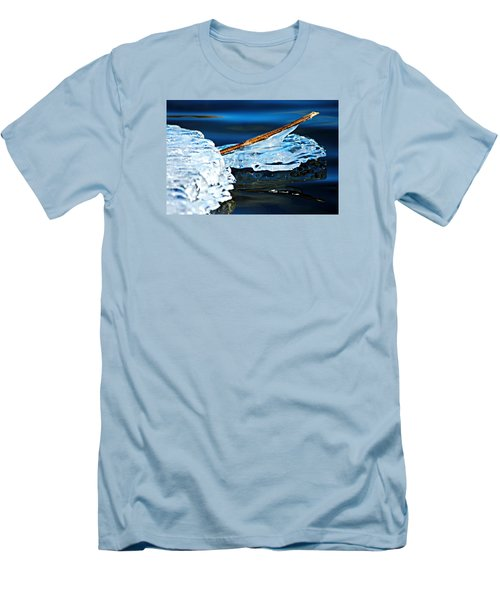 Ice Formation 12 Men's T-Shirt (Athletic Fit)