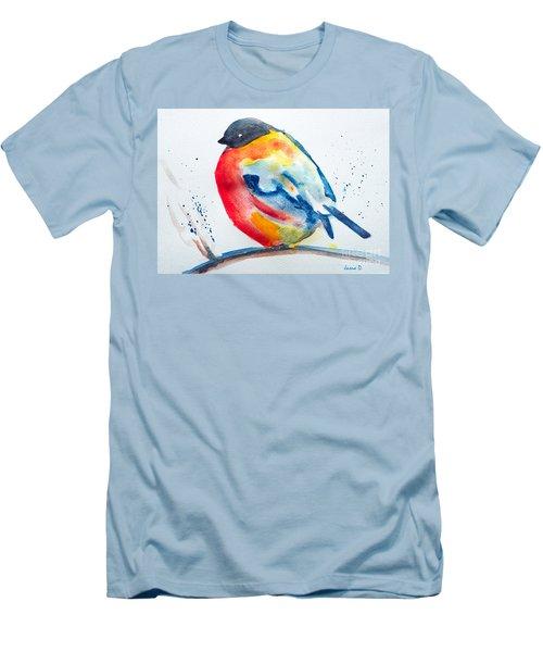 I'm Cold Men's T-Shirt (Slim Fit) by Jasna Dragun