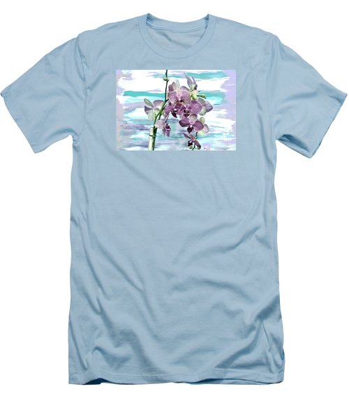 Imperial Orchids Men's T-Shirt (Athletic Fit)