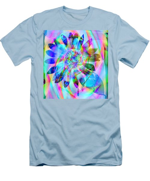 In A Different Light Men's T-Shirt (Slim Fit) by Kevin Caudill