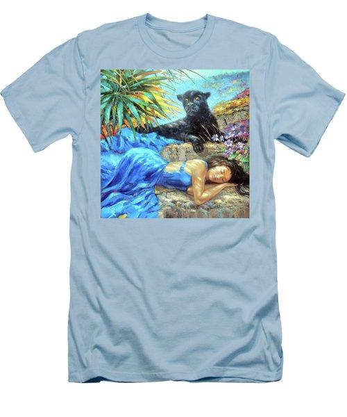 In One's Sleep Men's T-Shirt (Slim Fit)