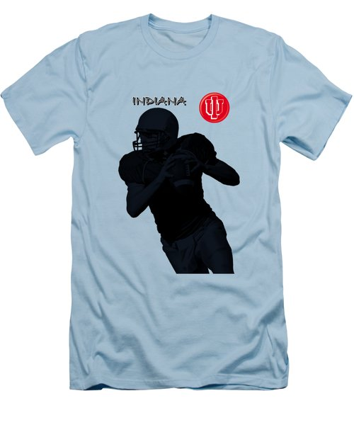 Indiana Football Men's T-Shirt (Slim Fit)