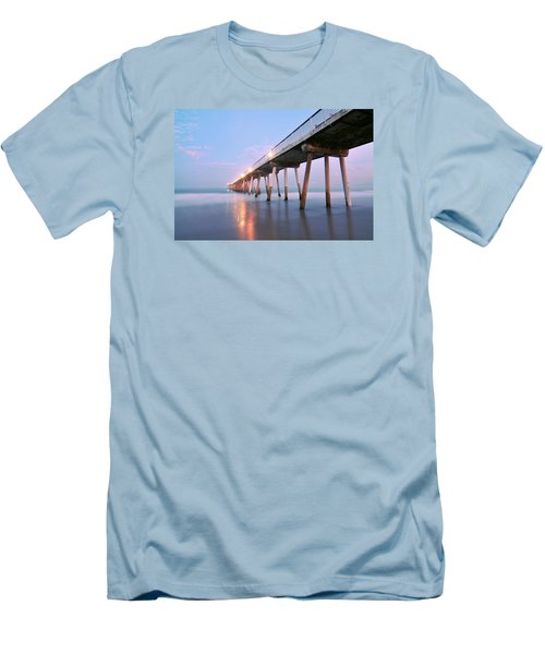 Infinite Bridge Men's T-Shirt (Athletic Fit)