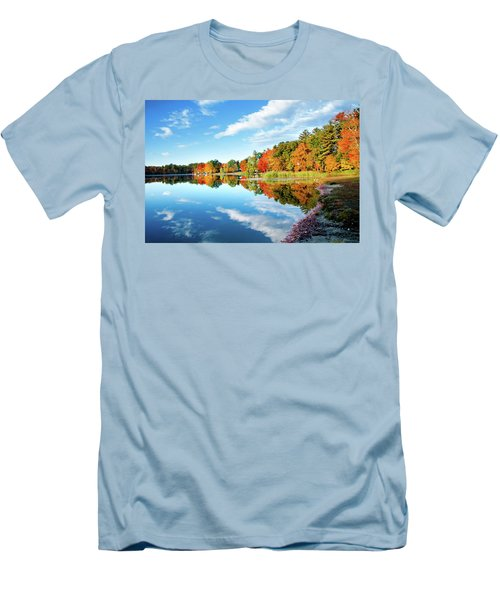Inspiration Men's T-Shirt (Slim Fit) by Greg Fortier