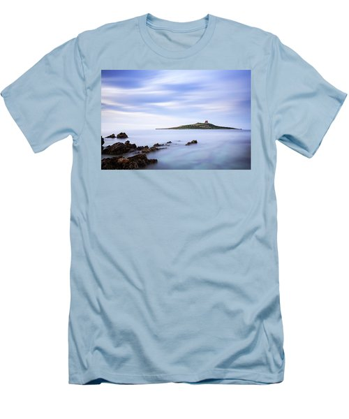 Isola Delle Femmine Men's T-Shirt (Athletic Fit)
