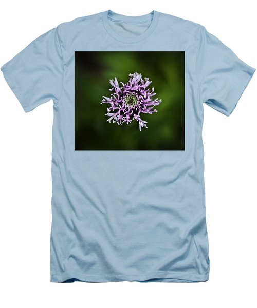 Isolated Flower Men's T-Shirt (Slim Fit) by Jason Moynihan