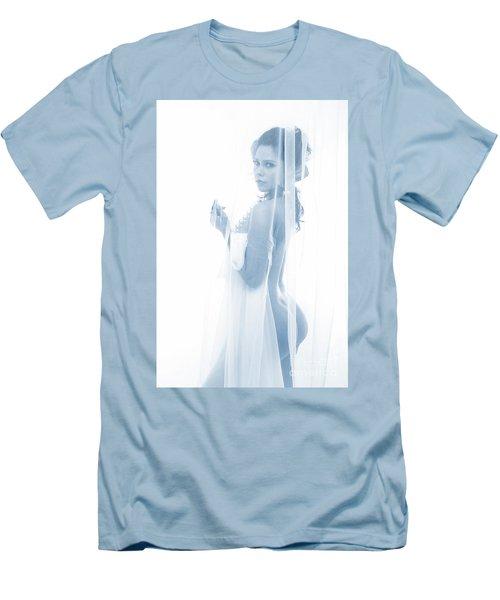 Isolated Men's T-Shirt (Slim Fit) by Kiran Joshi