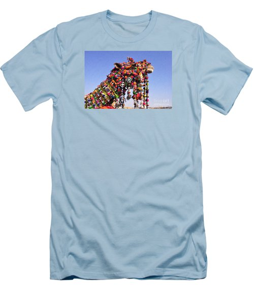 Jaisalmer Desert Festival-5 Men's T-Shirt (Athletic Fit)