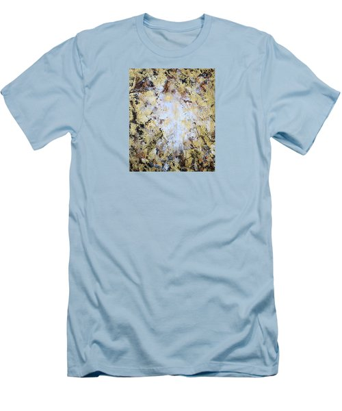 Jesus In Disguise Men's T-Shirt (Slim Fit) by Kume Bryant