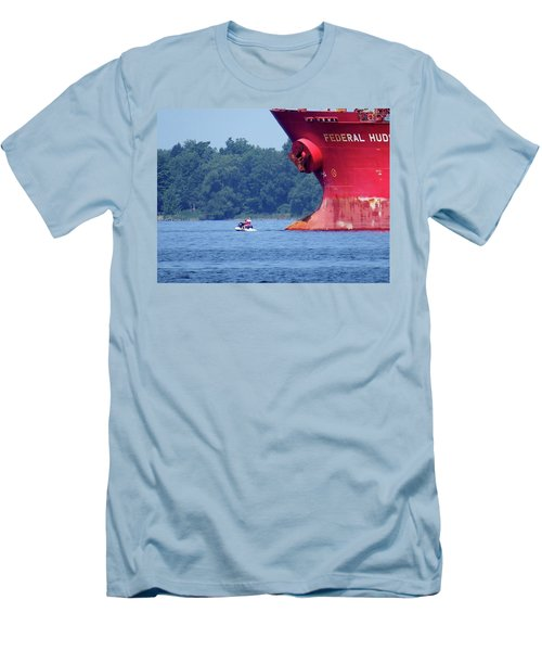 Jet Ski Men's T-Shirt (Athletic Fit)