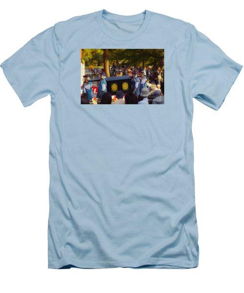 Jidai Matsuri Xxiii Men's T-Shirt (Slim Fit) by Cassandra Buckley