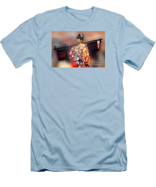 Jidai Matsuri Xxv Men's T-Shirt (Slim Fit) by Cassandra Buckley