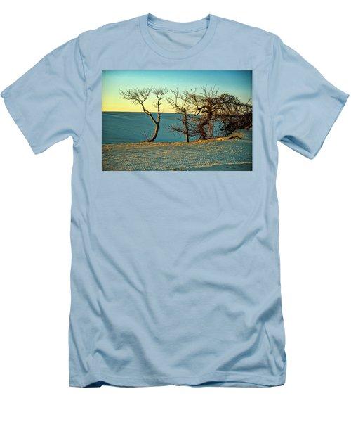 Jockey Ridge Sentinels Men's T-Shirt (Slim Fit)