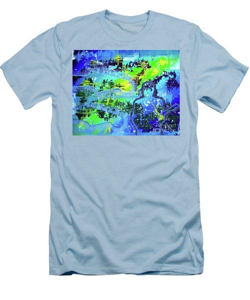 Journeyman Men's T-Shirt (Slim Fit) by Melissa Goodrich