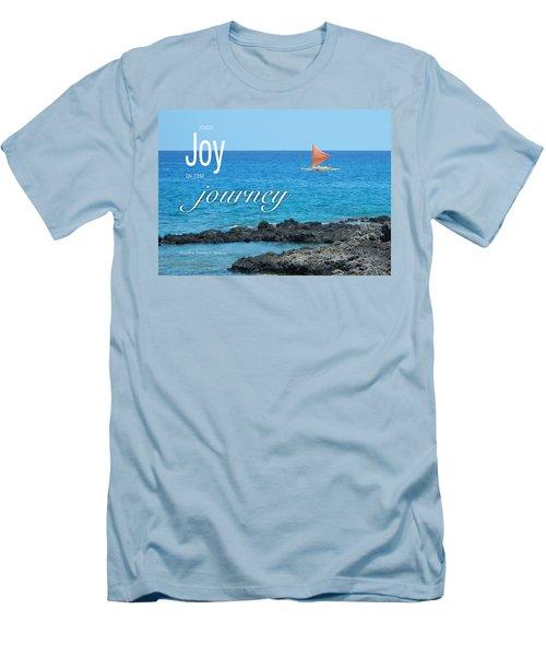 Joy In The Journey Men's T-Shirt (Athletic Fit)