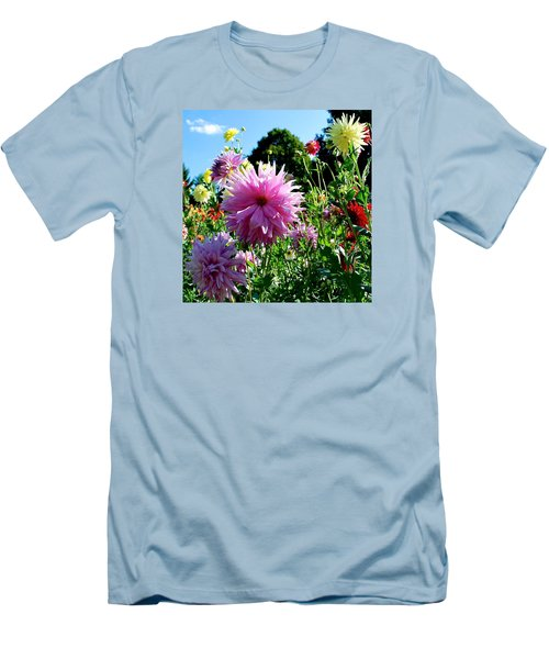 Joy Is In The Air  Men's T-Shirt (Athletic Fit)