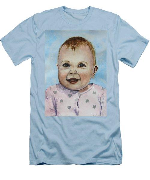 Julianna Men's T-Shirt (Slim Fit) by Betty-Anne McDonald