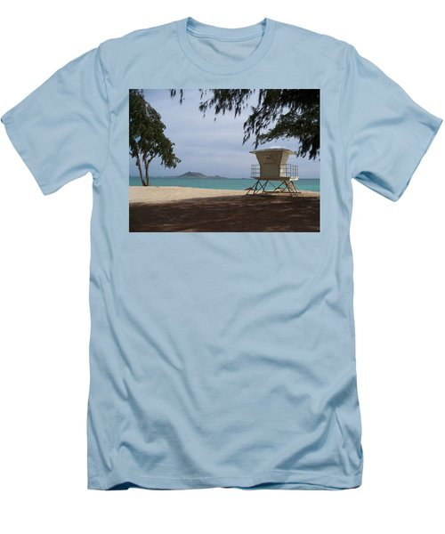Kailua Beach Men's T-Shirt (Athletic Fit)