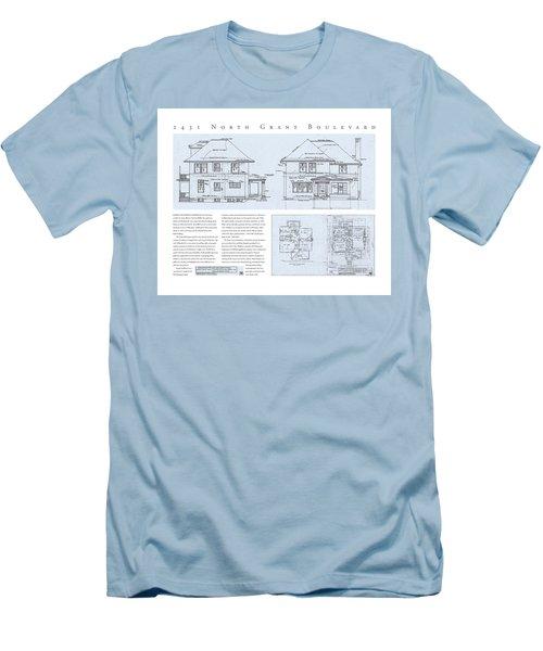 Keppeler Men's T-Shirt (Athletic Fit)