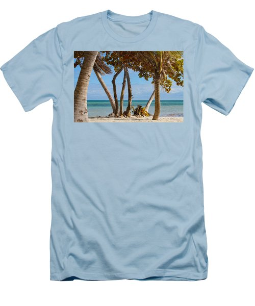 Key West Afternoon Men's T-Shirt (Athletic Fit)