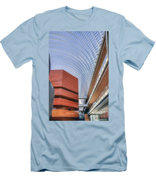 Kimmel Center For The Performing Arts Men's T-Shirt (Athletic Fit)