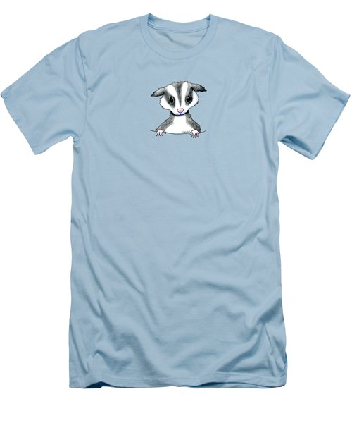 Kiniart Sugar Glider Men's T-Shirt (Athletic Fit)